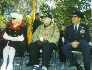 Nov 11 2008 Grand Marshall, NY