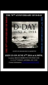dday invitation